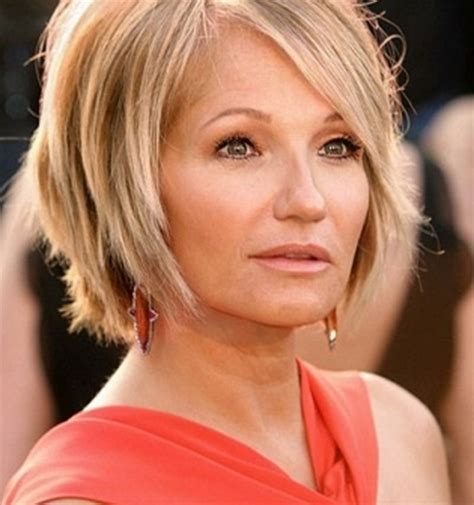 hair cuts for fine hair age 45 hairstyles for women over 45