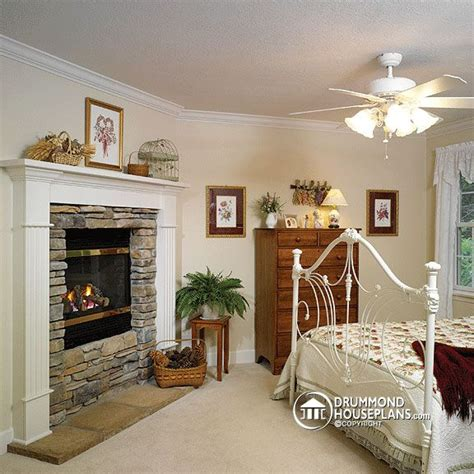Gas Fireplace Bedroom by Gas Fireplace Maintenance Drummond House Plans