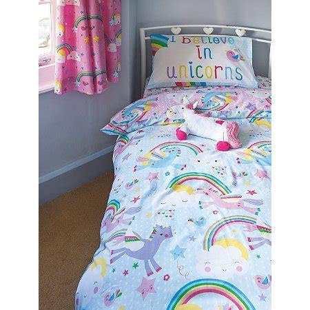 Unicorn Bedroom Asda unicorn bedroom range unicorn george at asda