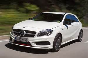Mercedes A250 Mercedes A250 Sport Review Auto Express
