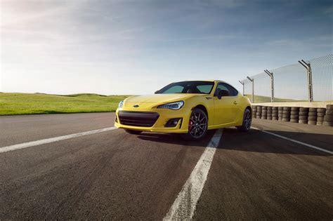 subaru yellow 2017 subaru brz series yellow unveiled limited to 500