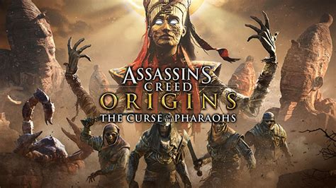 assassin s creed origins launch trailer und 15 minuten gameplay zu quot der fluch der pharaonen