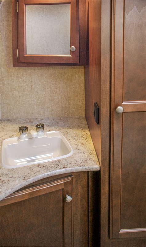 travel trailer bathroom sinks sonic sn190vrb travel trailer venture rv