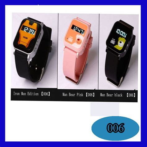 GPS sport Running watch mobile phone gps kids tracker bracelet tracker real time Children GPRS