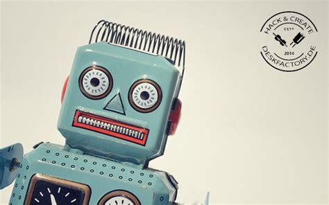 wandle holz basteln die besten 25 selber bauen roboter ideen auf