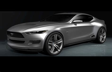 ford supercar concept 2015 ford mustang supercar sketches