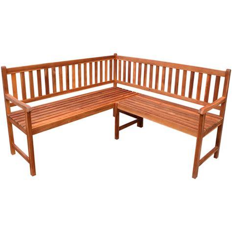 garden corner bench vidaxl co uk vidaxl garden corner bench acacia wood