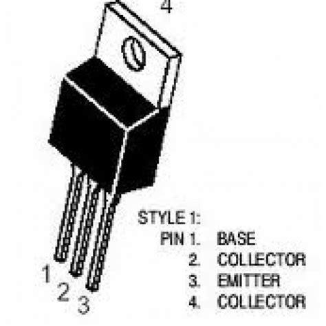 fungsi transistor tip 32 tip32