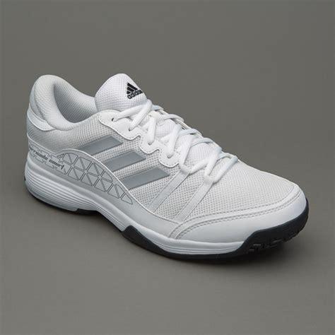 Sepatu Adidas Barricade Original sepatu tenis adidas original barricade court ftwr white