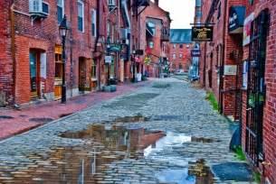 Cincinnati Row Houses - what america looks like portland maine the atlantic
