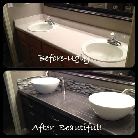 Bathroom Vanity Update Bathroom Ideas Pinterest