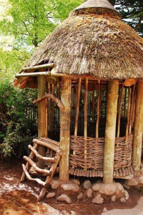 Thai Tiki Hut Bamboo Huts Thai Homes Tailandia Mision