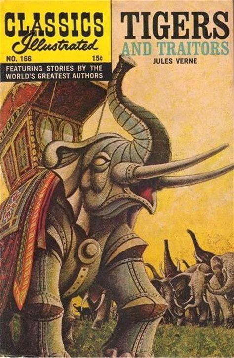 the adirondacks illustrated classic reprint books classics illustrated 166b tigers and traitors on