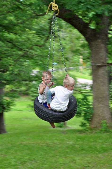 tire swings for children 1000 images about old playgrounds on pinterest parks