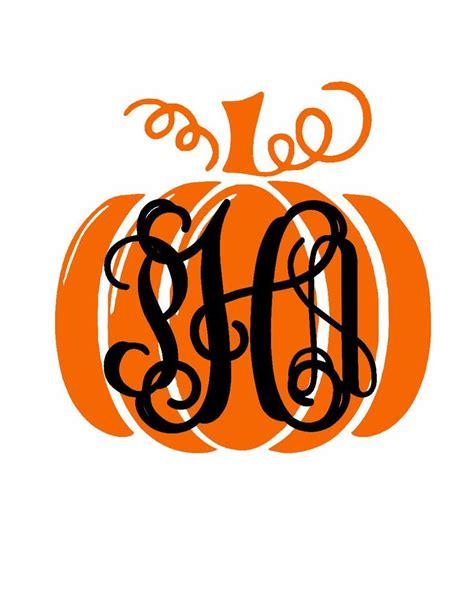 best 25 monogram pumpkin ideas on pinterest pumpkin