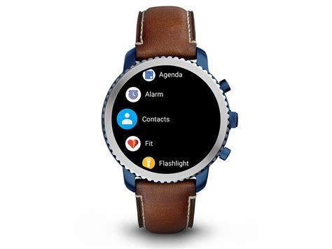 layout android wear design for wear os android developers