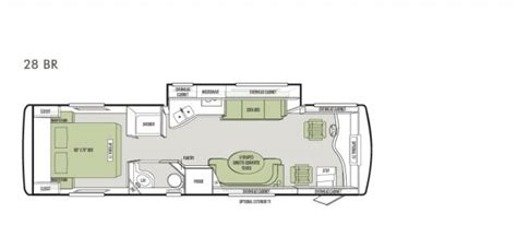Dealer Floor Plan Providers by Tiffin Rv Floor Plans Ourcozycatcottage Com