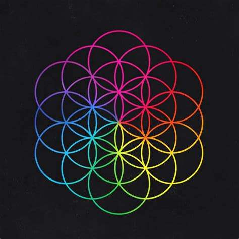 coldplay logo that mysterious tube poster was definitely for coldplay s