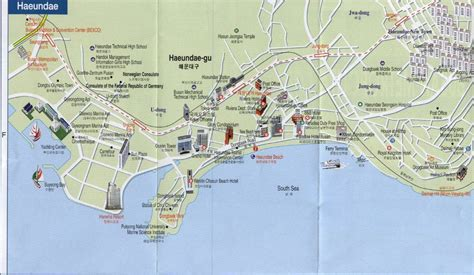 busan city map busan map check out busan map cntravel