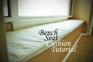 bench cushion tutorial redirecting
