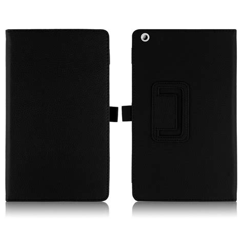 Lenovo Tab 2 A8 50 Ume Classic Folio Casing Cover folio flip tablet pu cover stand for lenovo tab 2 a8 50 8 quot inch tablet ebay