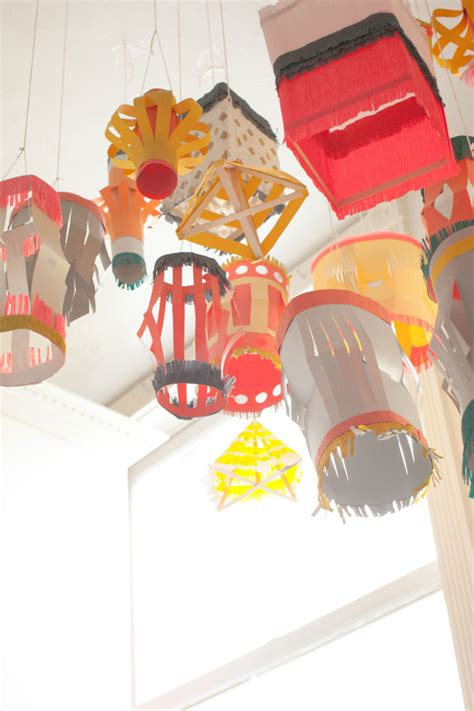 How To Make Paper Lantern At Home - how to make paper lanterns paper lanterns