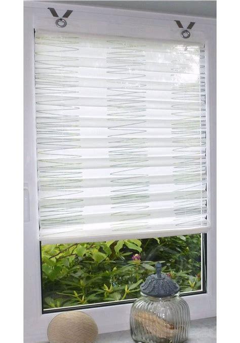 gardinen aufhangen ohne bohren und kleben raffrollo kutti 187 dakar 171 mit hakenaufh 228 ngung 1 st 252 ck
