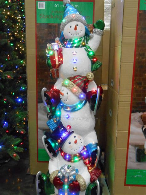 decorations at costco snowman decoration at costco by callrkucz on