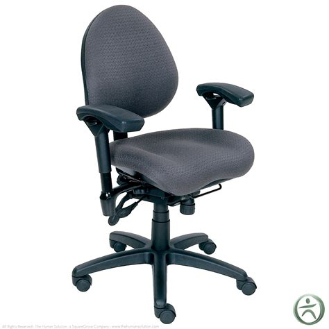 Ergonomic Chairs by Bodybilt 752 756 757 758 Ergonomic Task Chair Shop