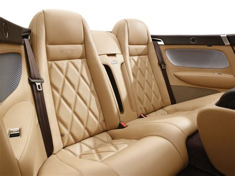 bentley continental interior back seat drop top continental gtc gets the speed treatment bentley