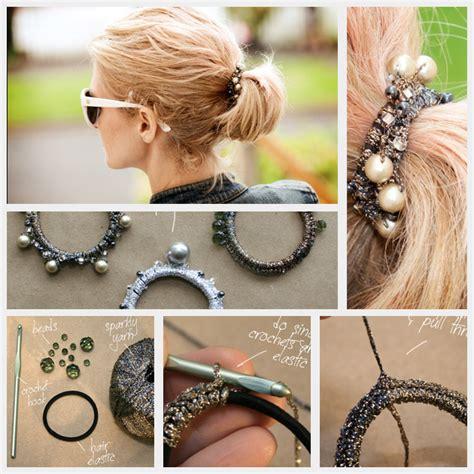 diy accessories 23 beautiful diy hair accessories