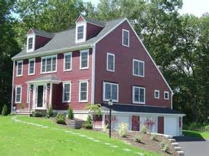 Saltbox Colonial saltbox colonial saltbox homes pinterest