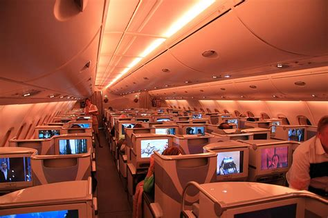 emirates business class cabin emirates airline business classes cheap flights deals