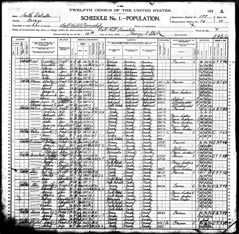 Census Records Metro Pic Page 940 Of 1001 Free