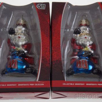 dale earnhardt sr christmas glass ball ornaments best glass ornament sets products on wanelo