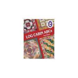 log cabin abcs at from marti featuring quilting with the perfect livre abc des log cabin les ouvrages de nat