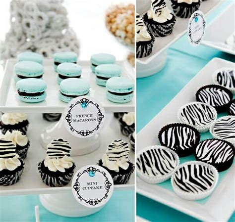 graduation idea for a zebra and teal theme