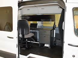 ford help desk vango desk ergonomic mobile office cargo desk