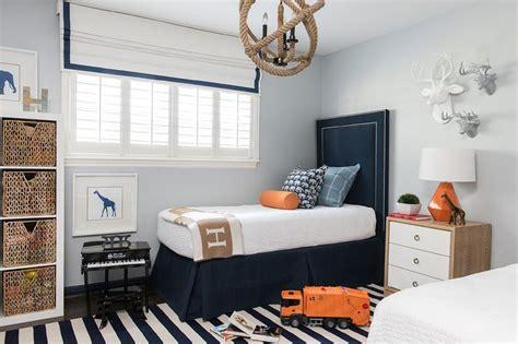 navy blue and orange bedroom blue and orange kids bedroom contemporary boy s room