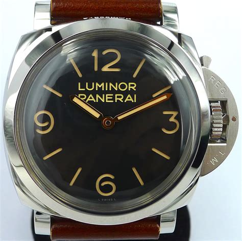 Panerai Luminor Panerai Pam372 47mm N panerai luminor 1950 pam372 47mm gr luxury singapore rolex reliable dealer