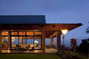 Outdoor Furniture Seattle by Wing House Tropical Exterior Hawaii By Mcclellan