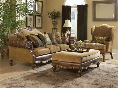 classic living room furniture image detail for basement rec room designs tuscan living