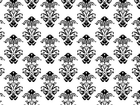 black and white victorian pattern beautiful victorian wallpaper for desktop