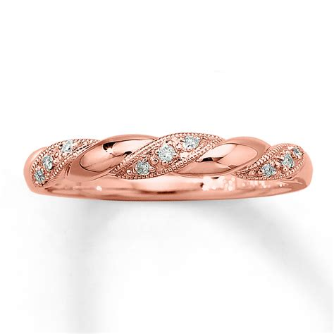eheringe rosegold gold rings gold rings at jewelers
