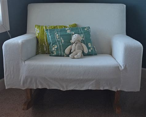 teal slipcover easy nursery rocker slipcover teal and lime by jackie
