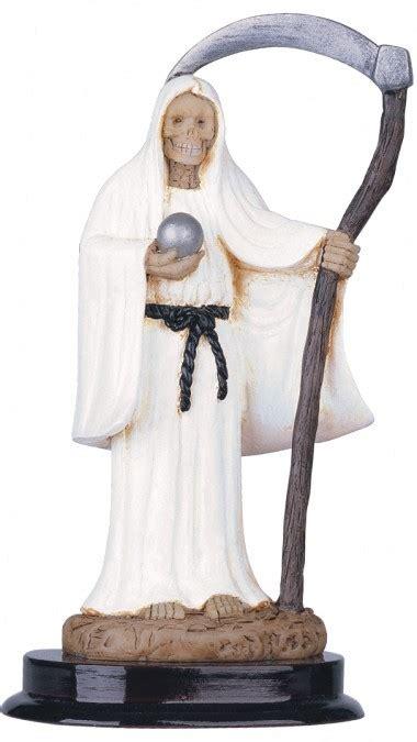 santa muerte white gsc imports
