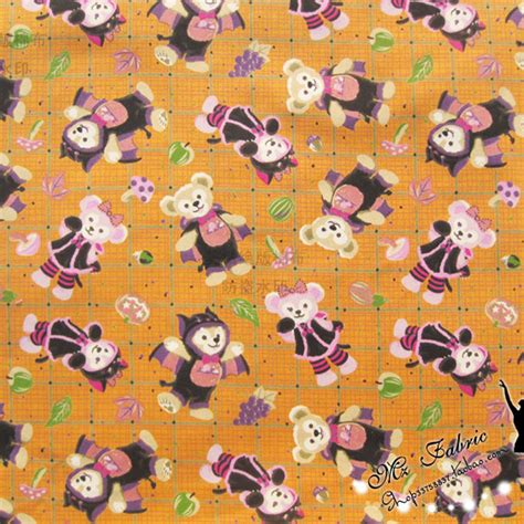160 50cm1pc good quality cotton knitted fabric 100 ᑐ140 50cm1pc duffy bear φ φ fabric fabric 100 cotton