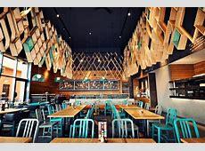 Moderno restaurante británico Nando's Restaurant