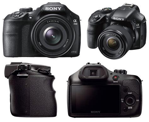 Lensa Sony Alpha 3500 sony alpha 3500 kit 18 50
