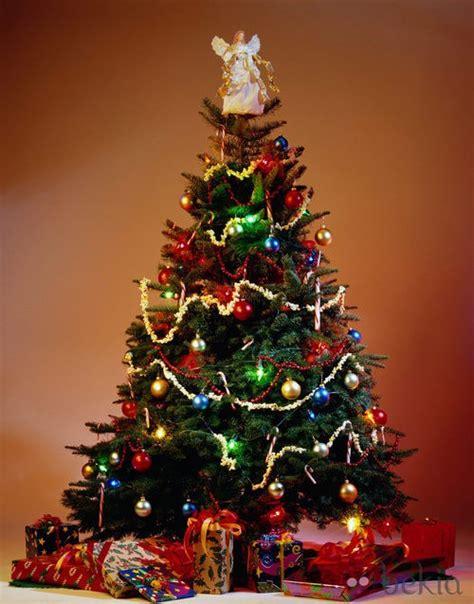193 rbol de navidad a todo color los excesos de los adornos